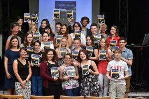 Buchvorstellung Endstation Emscher und Zwischen uns  am 7. Juni 2015