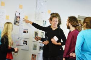 Fotoworkshop für das Graphic Novel-Projekt in Astrachan (RUS)