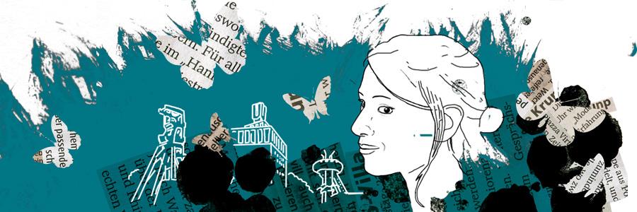 Autorin Sarah Meyer-Dietrich