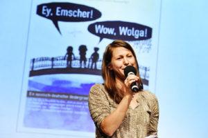 """Buchvorstellung (Bookrelease) von """" Willkommen@Emscherland """" und """" Ey, Emscher! - Wow, Wolga """" ( Klartext Verlag ) in der neuen Kaue der Zeche Carl in Essen"""