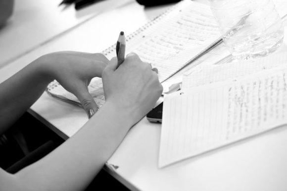 """Reportage über das Schreibprojekt """"Autorenpartnerschaft Green Capital"""" in der Zeche Carl in Essen mit Dr. Sarah Meyer-Dietrich und Sascha Pranschke am 6. September 2016"""